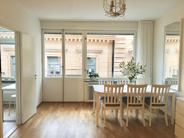Stockholm City Central Apartment