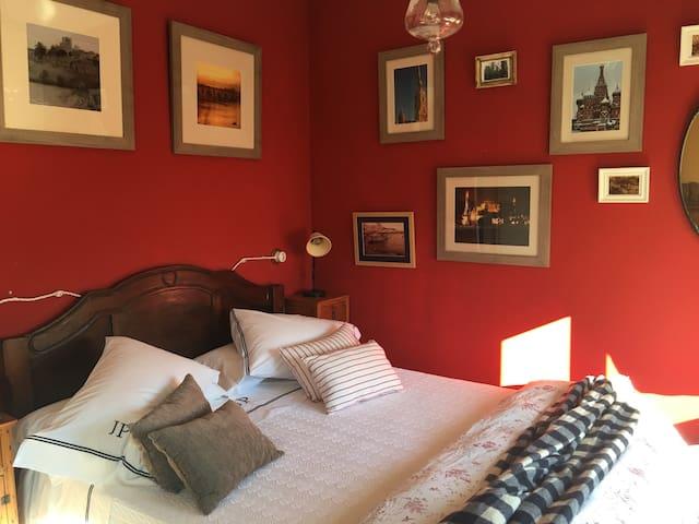 Habitación y baño privados. Centric - Ciutadella de Menorca