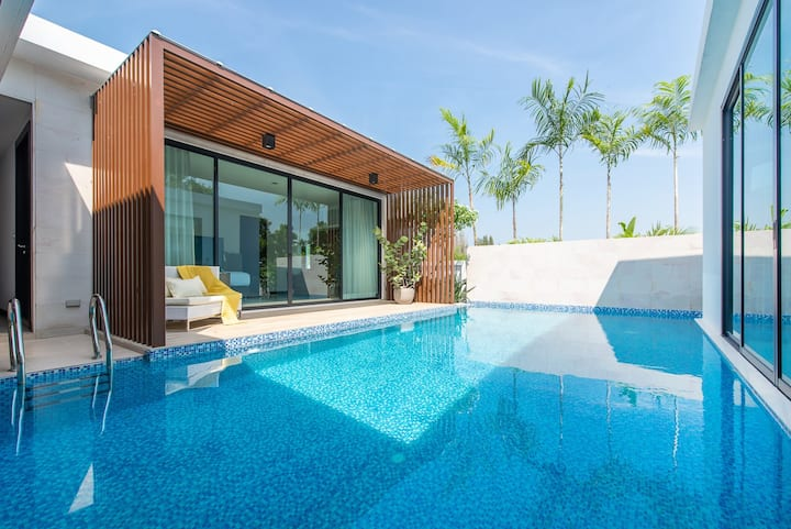 Mövenpick Luxury Villa4/Private Pool/Amazing Stay