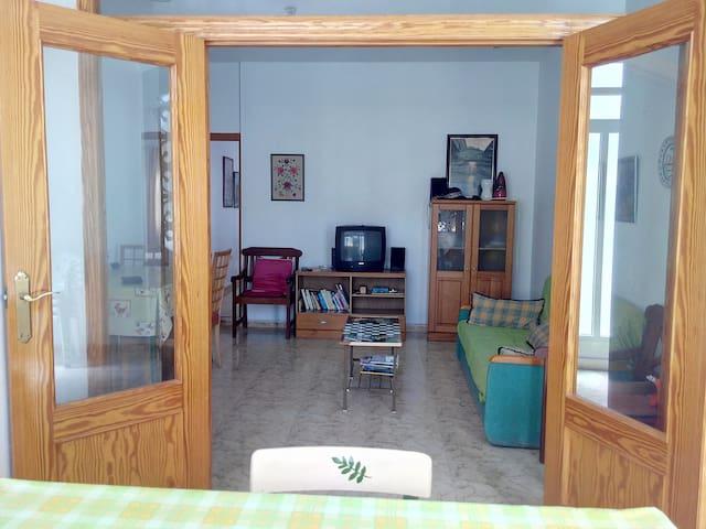 Apartamento 2ª linea de playa- La Torre d Horadada - Pilar de la Horadada - Leilighet