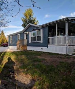Trailside Home near Houghton Lake