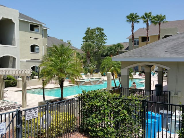 1 Bedroom Clearwater Vacation Condo - Clearwater - Daire
