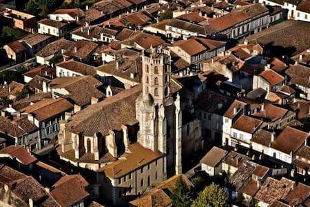 Sur les chemins de St Jacques de Compostelle - Gimont - Dům