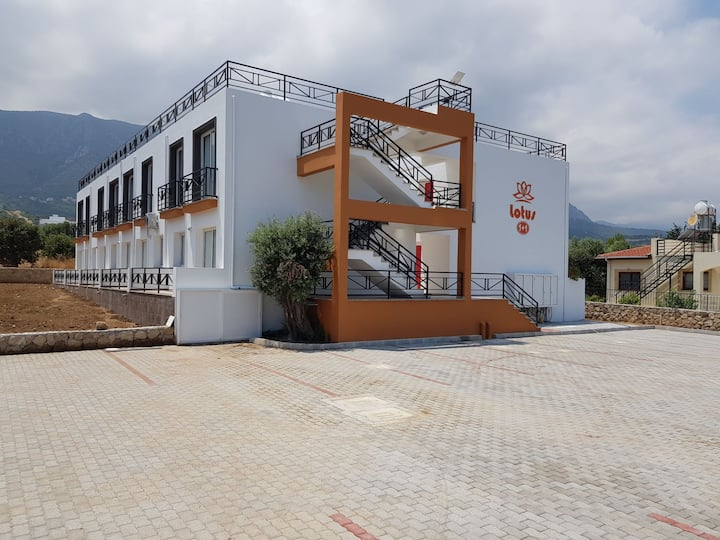 LOTUS apartment in Kyrenia(Girne) 1
