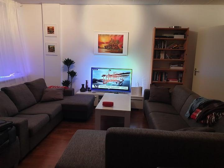 Spacious apartment in the best neighborhood in Gro