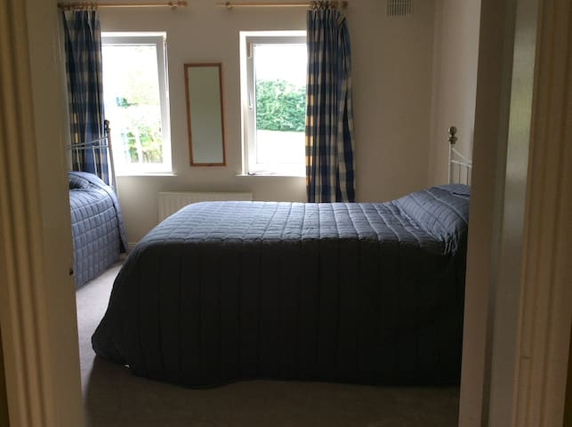 Quin Village Double and Triple Ensuite Rooms.