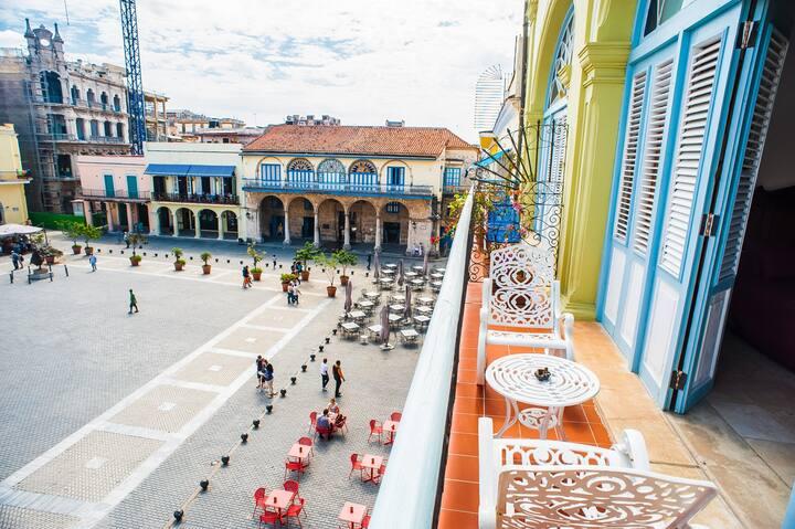 Luxury 'Plaza Vieja', Paradise OldHav Full Complex
