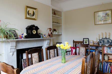 Victorian house Bed and Breakfast - Wellington - 家庭式旅館