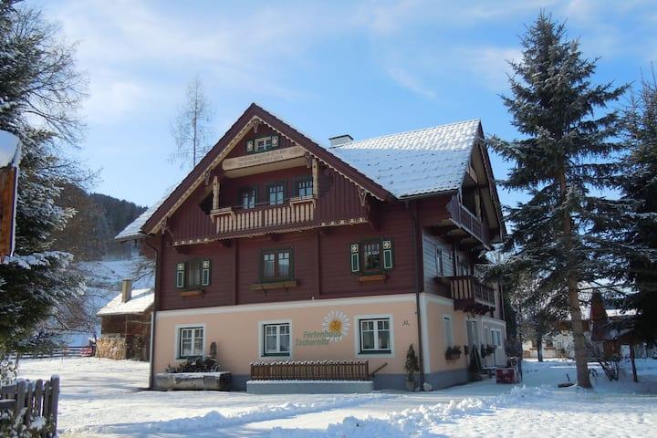 Beautiful Holiday Home near Ski Area in Pruggern