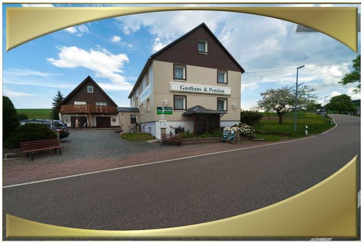 Zimmer und Ferienwohnung in Altenberg bei Dresden