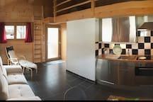 Maison Familiale Loft bed