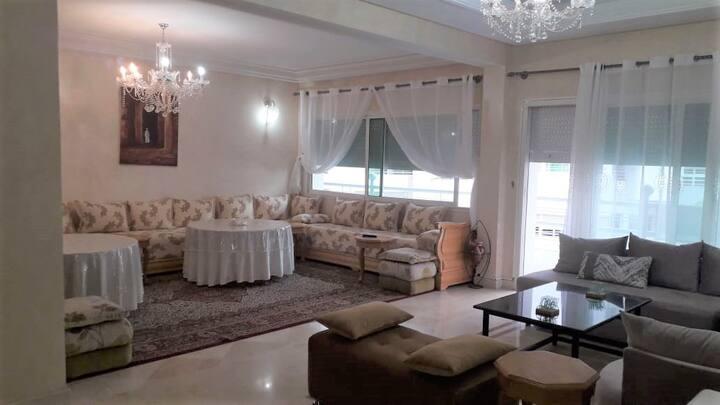 Très bel appartement de 170 m² dans l'hyper-centre