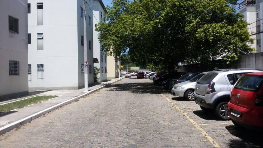 Apartamento tranquilo - Serra - Lägenhet