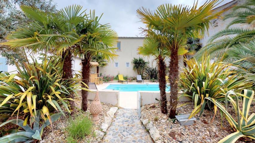 Location - maison de vacances Ile d'Oléron