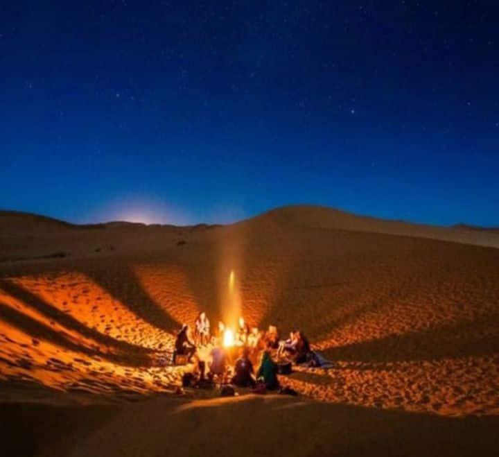 Experts Desert Camp / Camel Trekking
