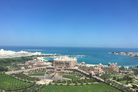 5* SEA VIEW IN BEST LOCATION - Abu Dhabi