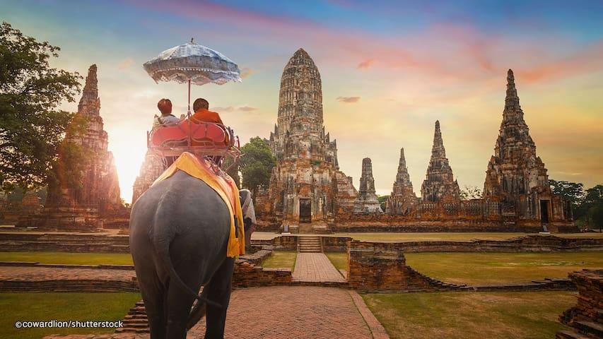 Ayutthaya's guidebook