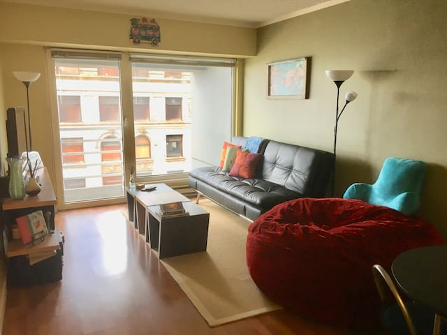 ☀️Seattle 1-BR Condo steps from Pike Place Market
