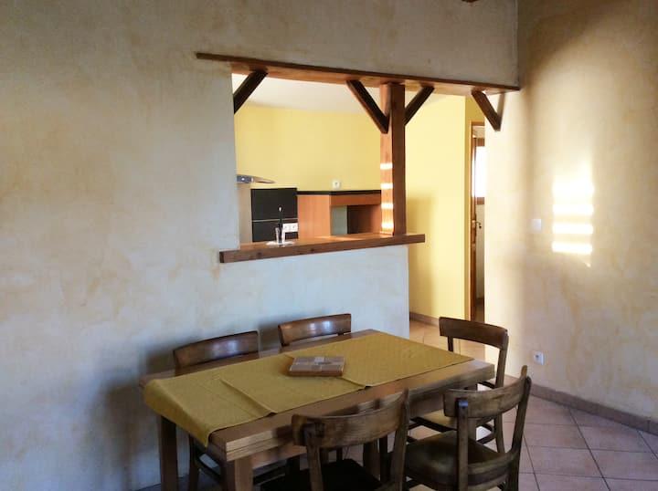 Maison individuelle proche du vignoble frontonnais