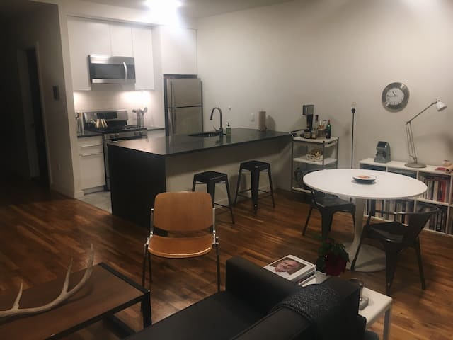 Modern & Spacious 2 Bedroom Apartment - Brooklyn - Apartment