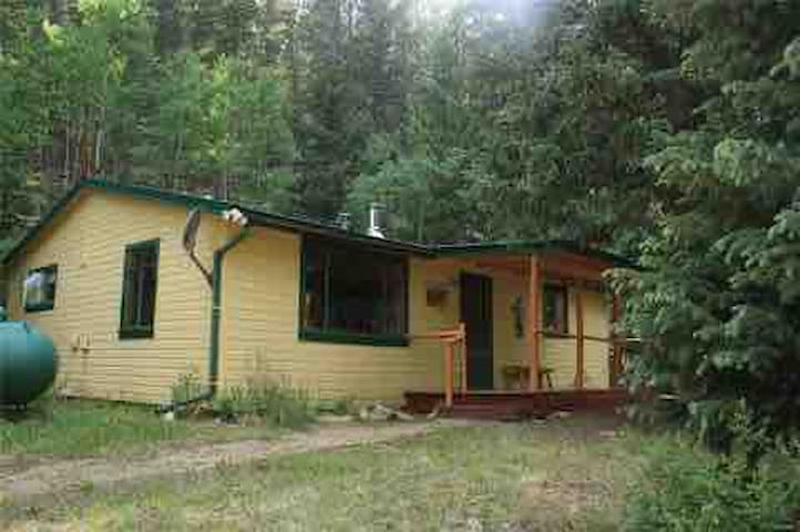 Darling mountain cabin ready for your enjoyment