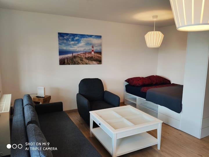 Schönes und ruhiges Appartment in HL-Böckingen