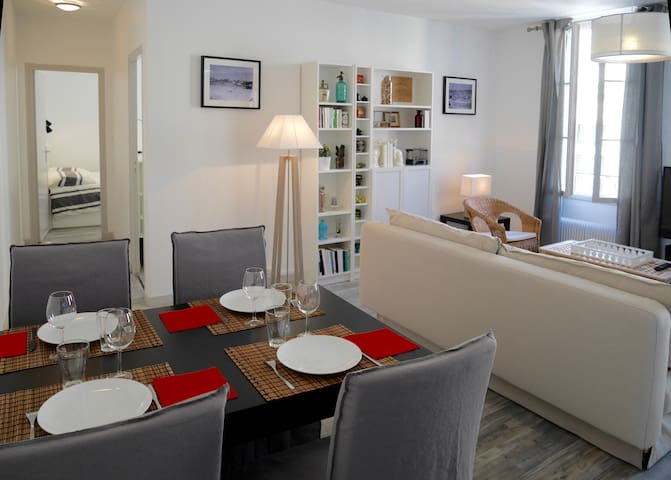 New charming & light flat in the heart of Bergerac - Bergerac - Apartamento