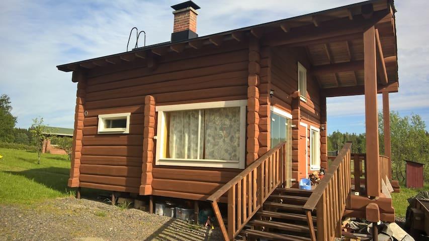 Saunamökki Littoisissa - Kaarina - Sommerhus/hytte