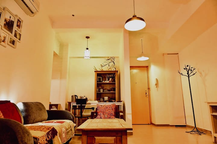 Comfy Apartment near Prince Edward MTR Station
