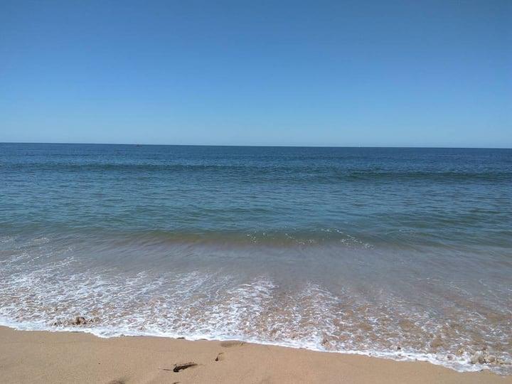 Alojamiento para disfrutar de naturaleza y playa