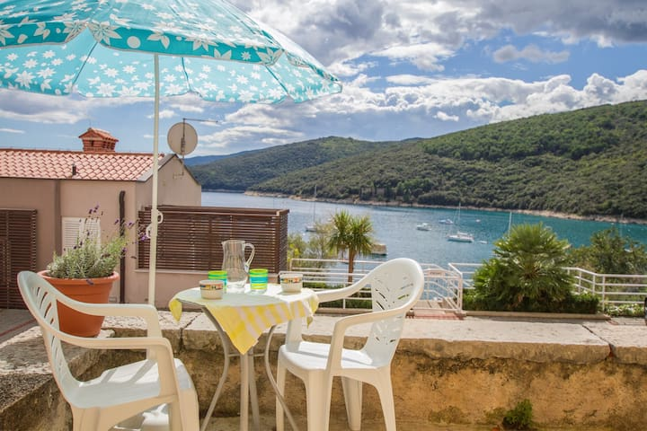 Apartment with Air-Condition in Rabac