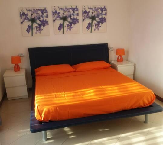 La camera da letto - Bedroom