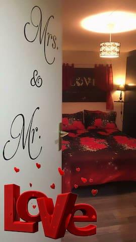 Duplex pour soirée Romantique