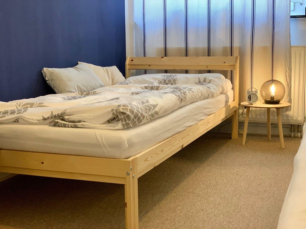 Cozy Room near Düsseldorf Fair/Messe & City