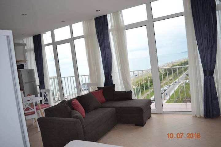 Cozy Apartment in Magnolia with beautiful seaview - Batumi