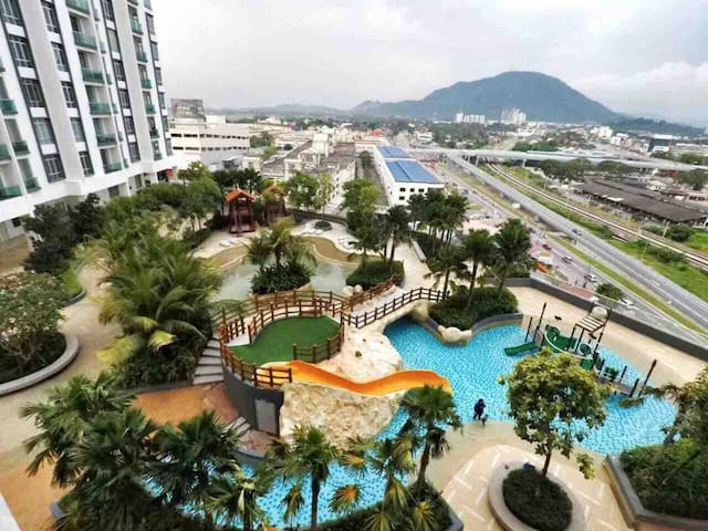 Comfortable & Cozy Homes @BM 3R 3B Pool view