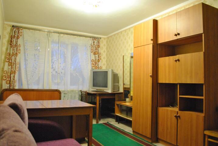 Апартаменты на Текстильщиков