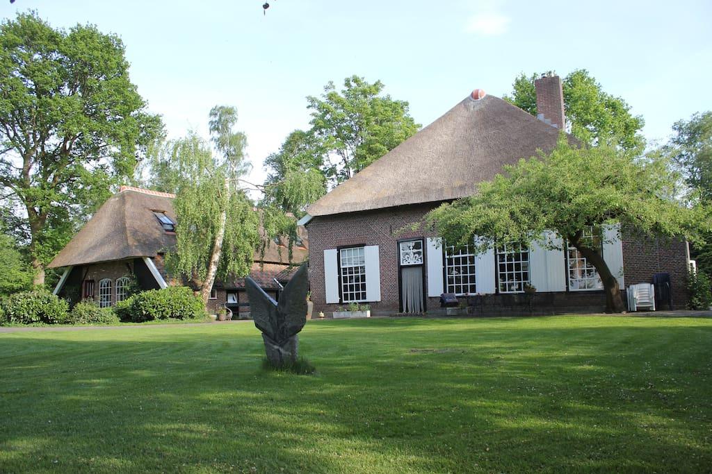 Sfeervolle boerderij in hartje achterhoek for Opknap boerderij te koop gelderland