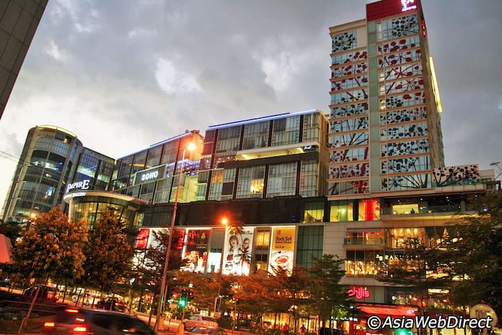 Empire Shopping Gallery and SOHO