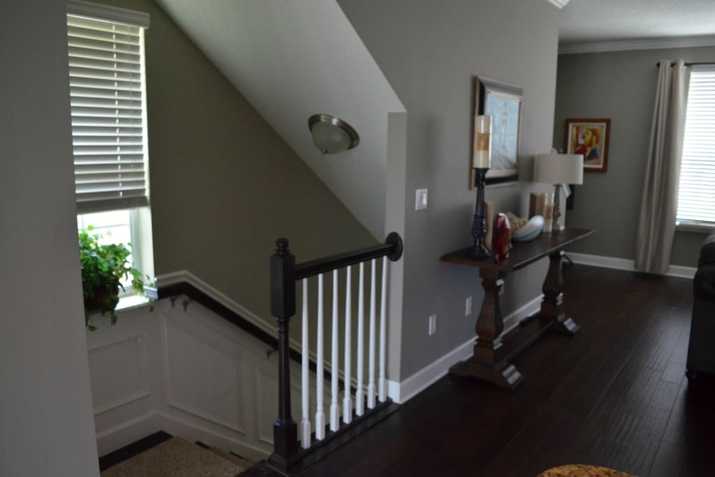 Living Room - Side View