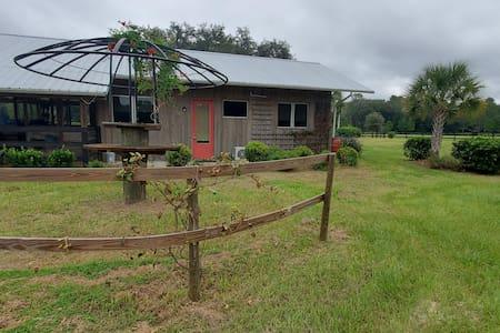 Jackson Creek Farm bungalow