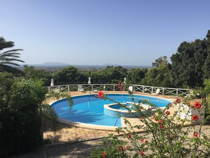 Contrada Ragalia  villa immersa nella tranquillità