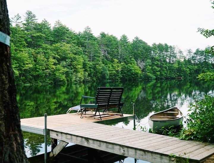 Mirror Pond Cottage