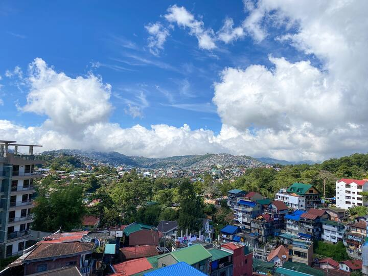 Two-Bedroom with Great View of Baguio City