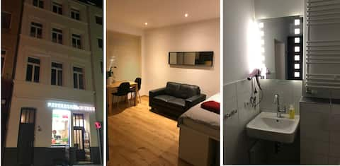 Cosy, just renovated studio in the city center