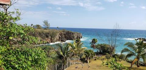 Ocean Haze, St Mary Parish, Jamaica, Carribean