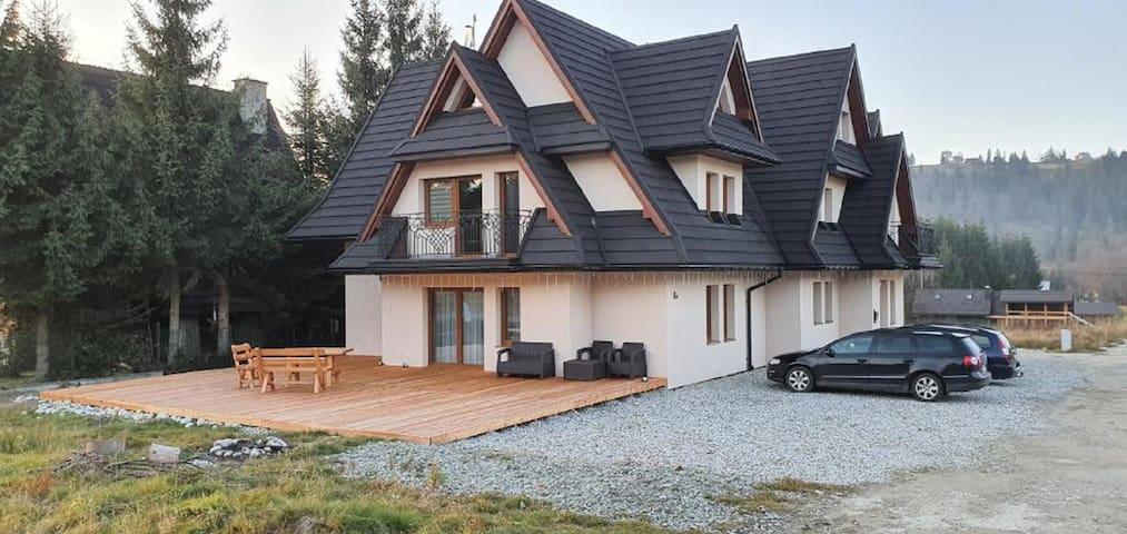 Górski Kryształ - Apartament D