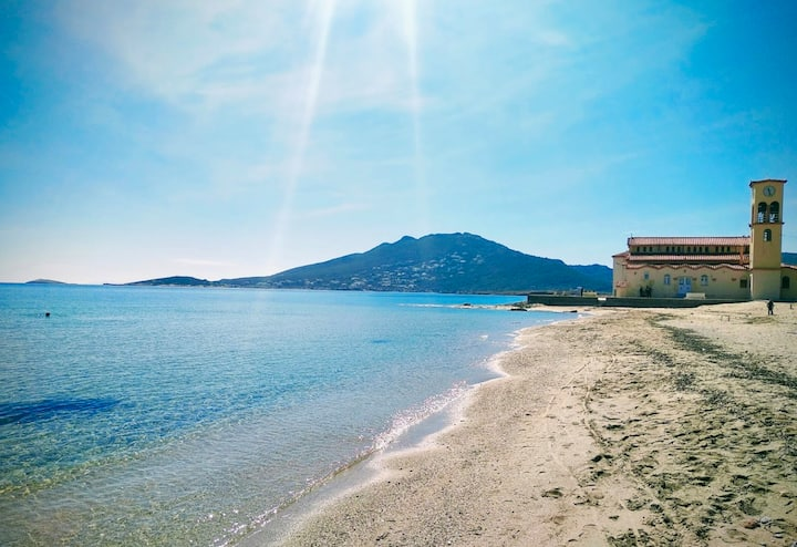 Beach Apartment Near Athens Airport & Rafina Port