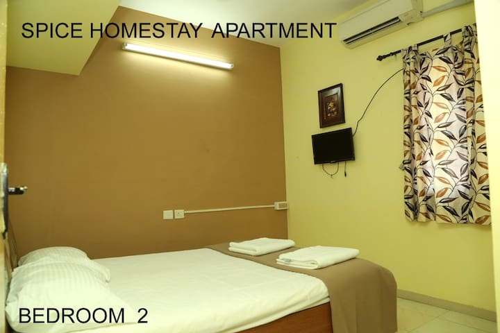 SPICE Homestay Apartment Compact Room