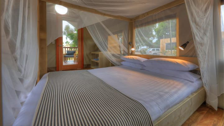 Couples Safari Tent